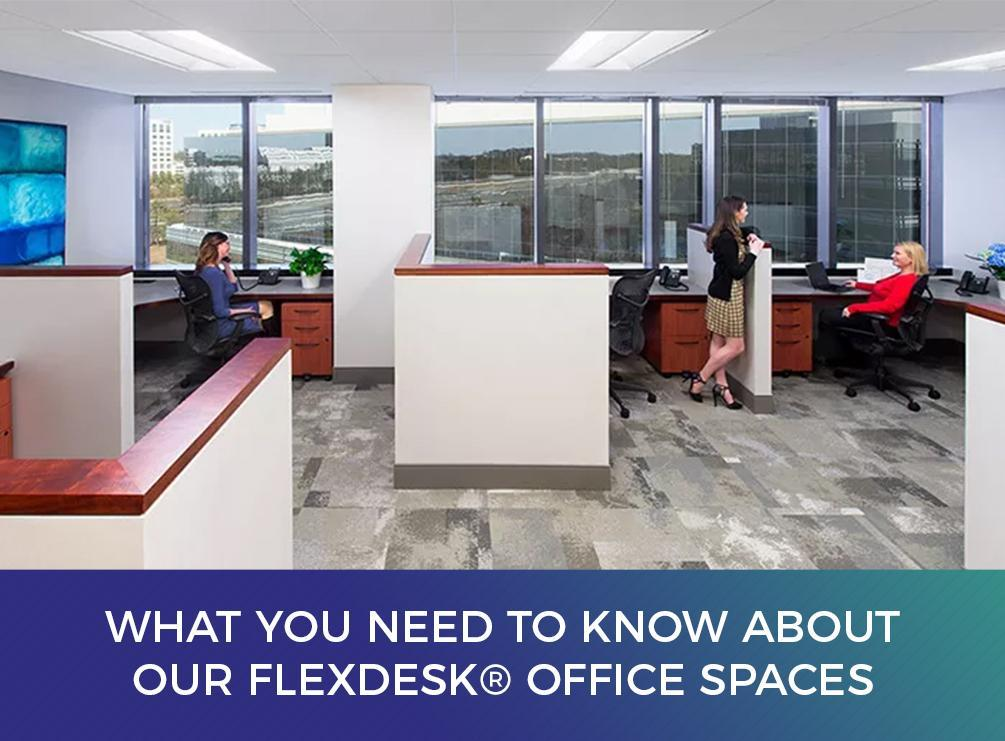FlexDesk® Office Spaces