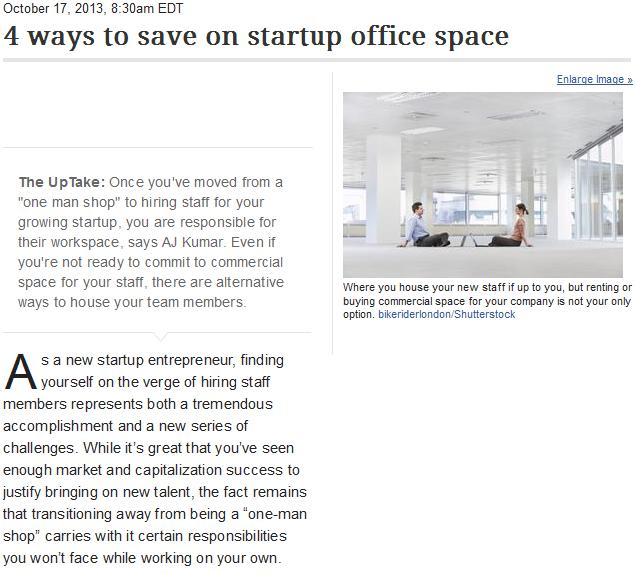 4-ways-to-save-on-startup-office-space