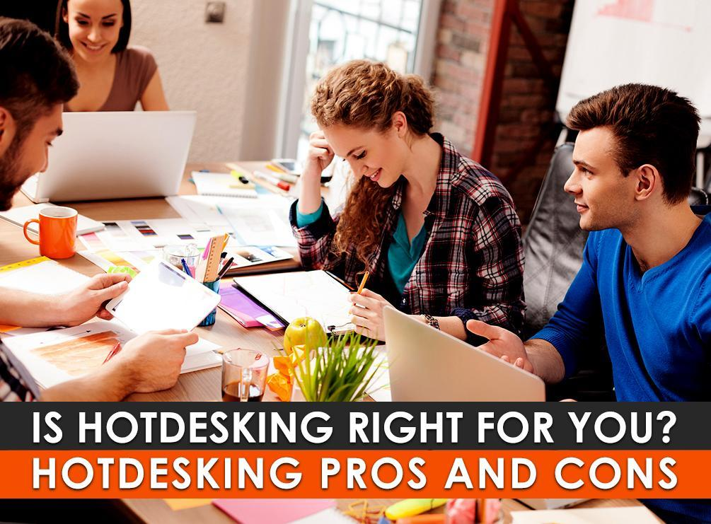 HotDesking Pros and Cons