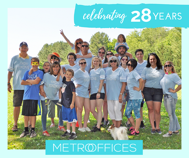 Metro Offices celebrates 28years office space provider