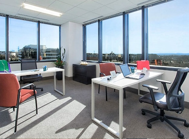 Benefits of workspace on demand
